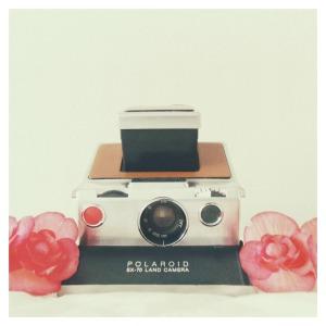 polaroid memories square frame